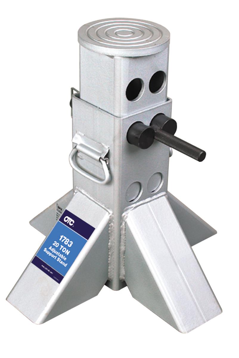 Heavyduty 20 Ton Capacity Adjustable Support Specialty Tool