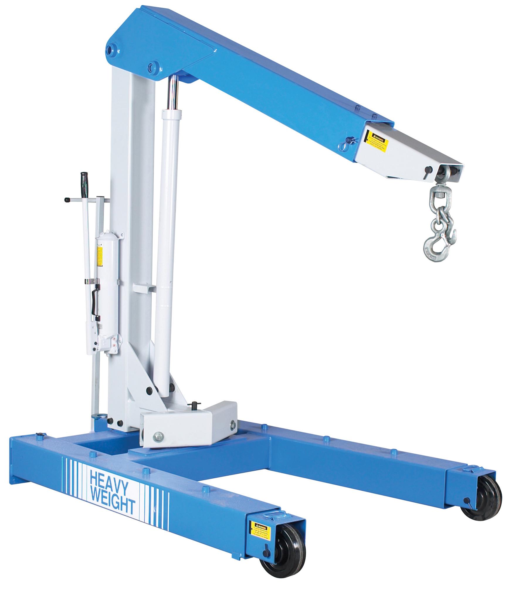 6 000 Lb Cap Heavy Duty Crane Otc Tools