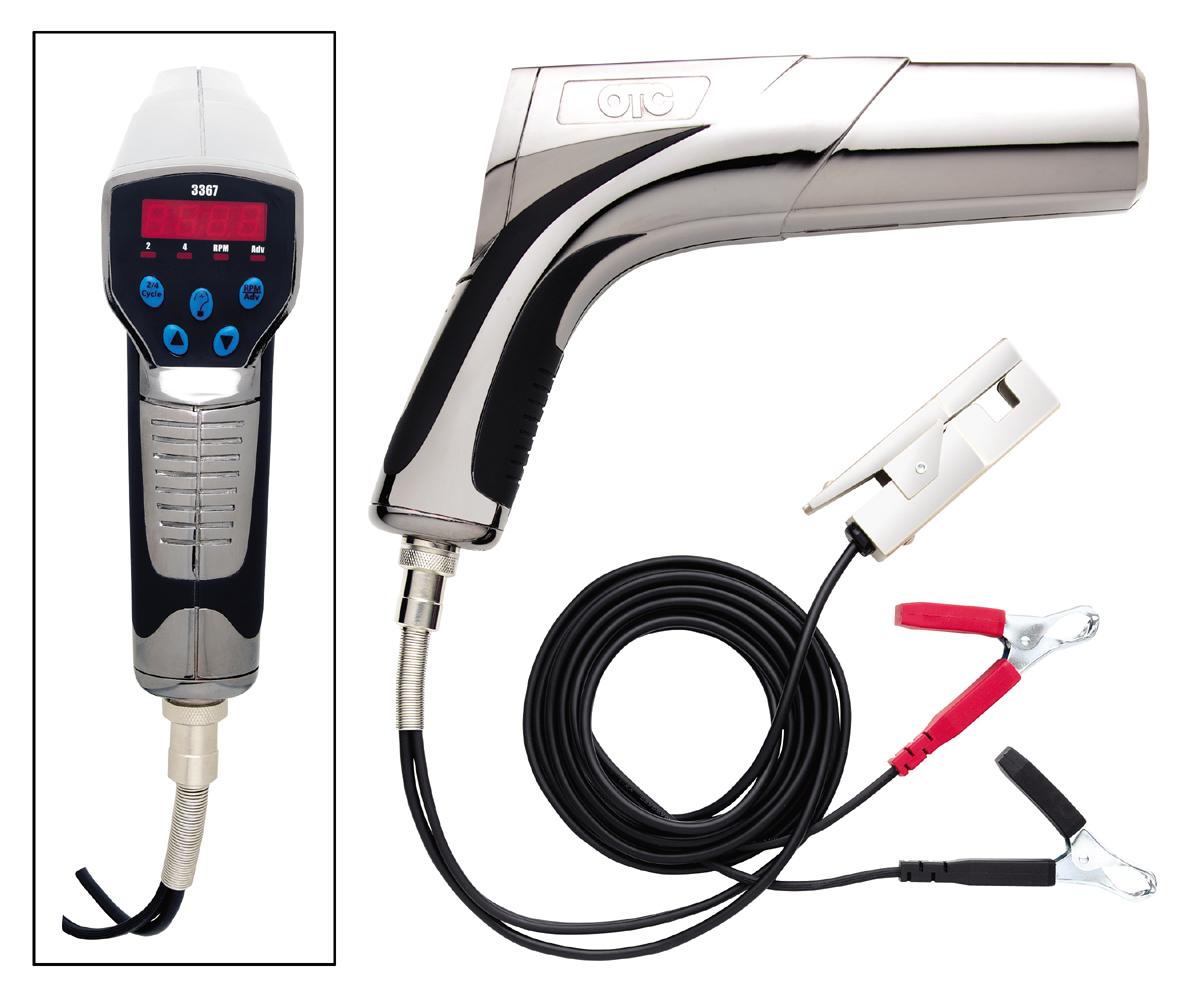 Digital Timing Light Otc Tools