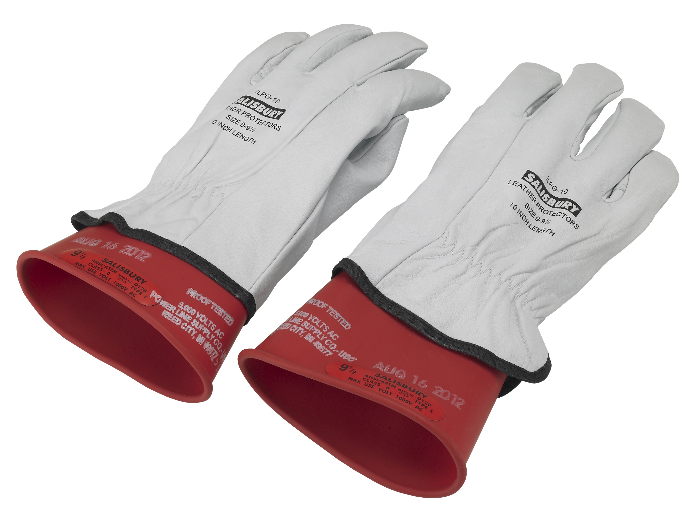 High Voltage Tools : Hybrid high voltage safety gloves small otc tools