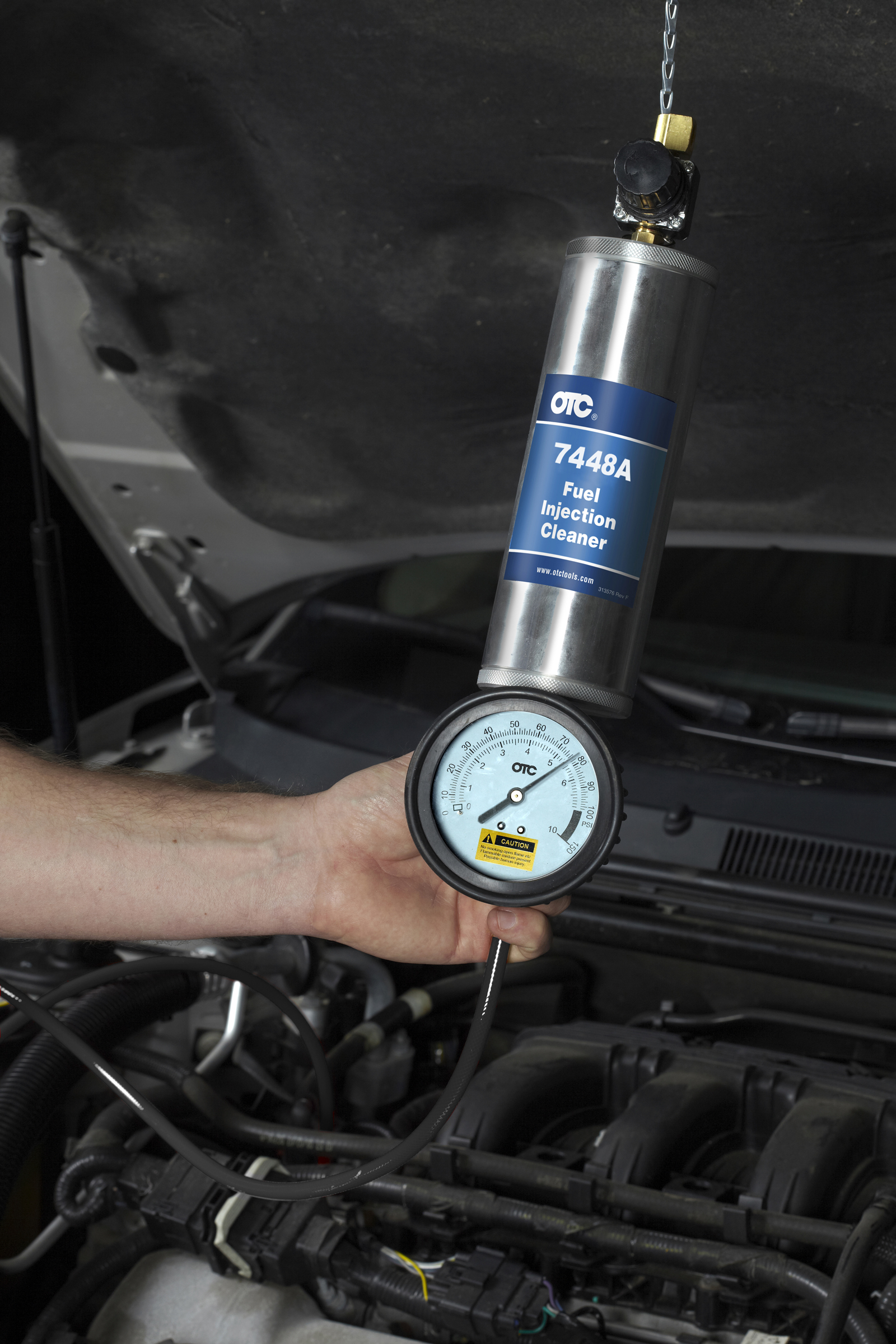 OTC 7448A Fuel Injection Cleaning System Automotive