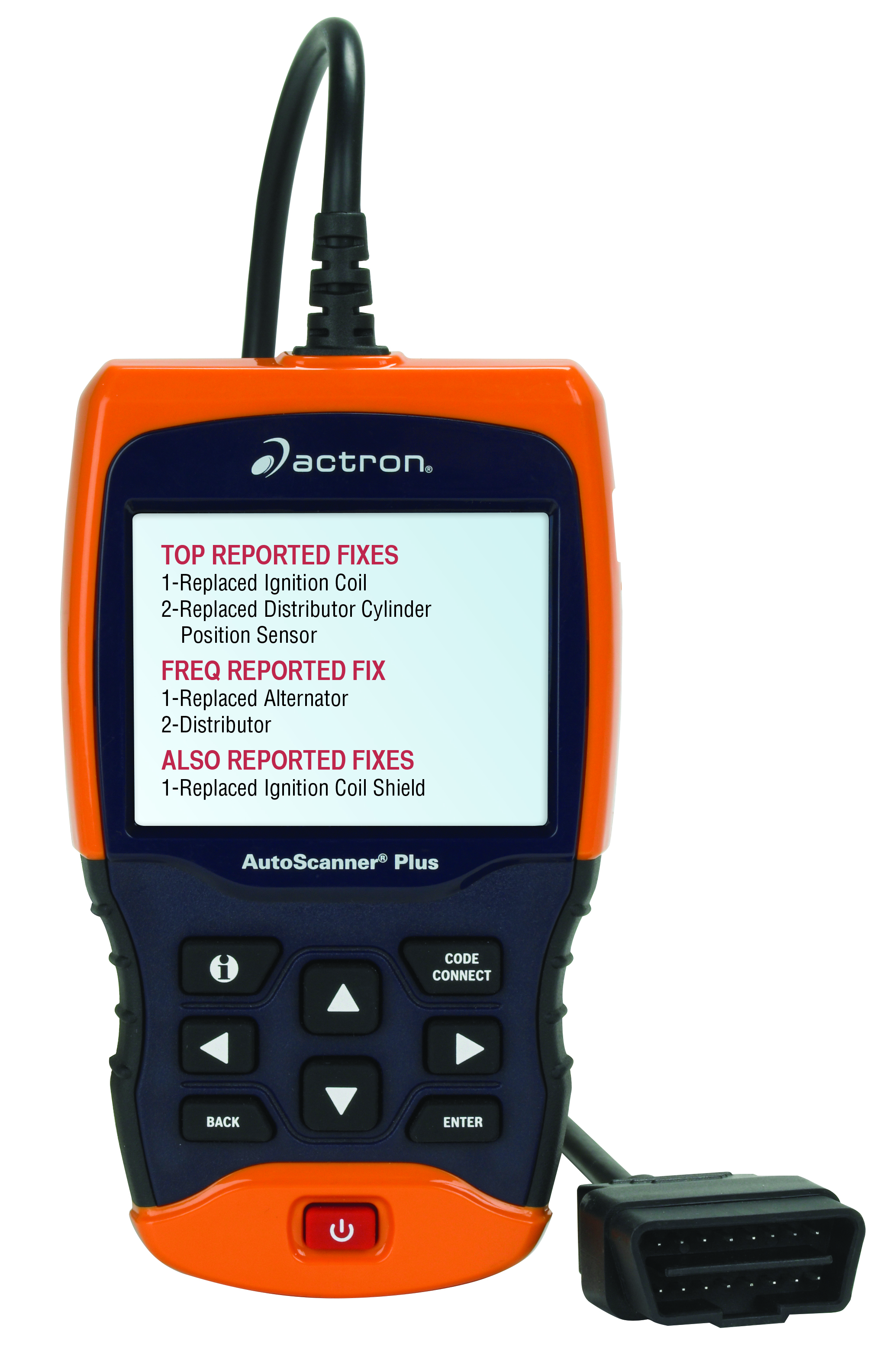 Autoscanner Plus Codeconnect With Abs And Airbag Coverage Otc Tools
