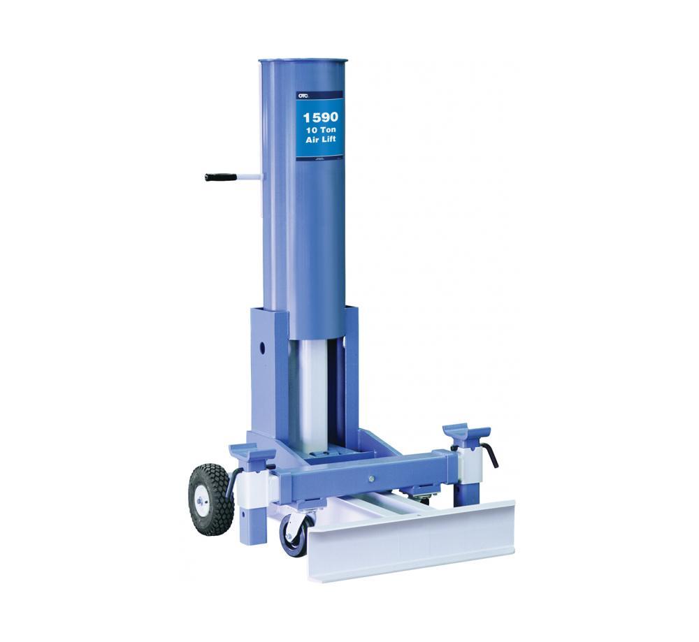 10 Ton Fork Lift : Ton air lift otc tools