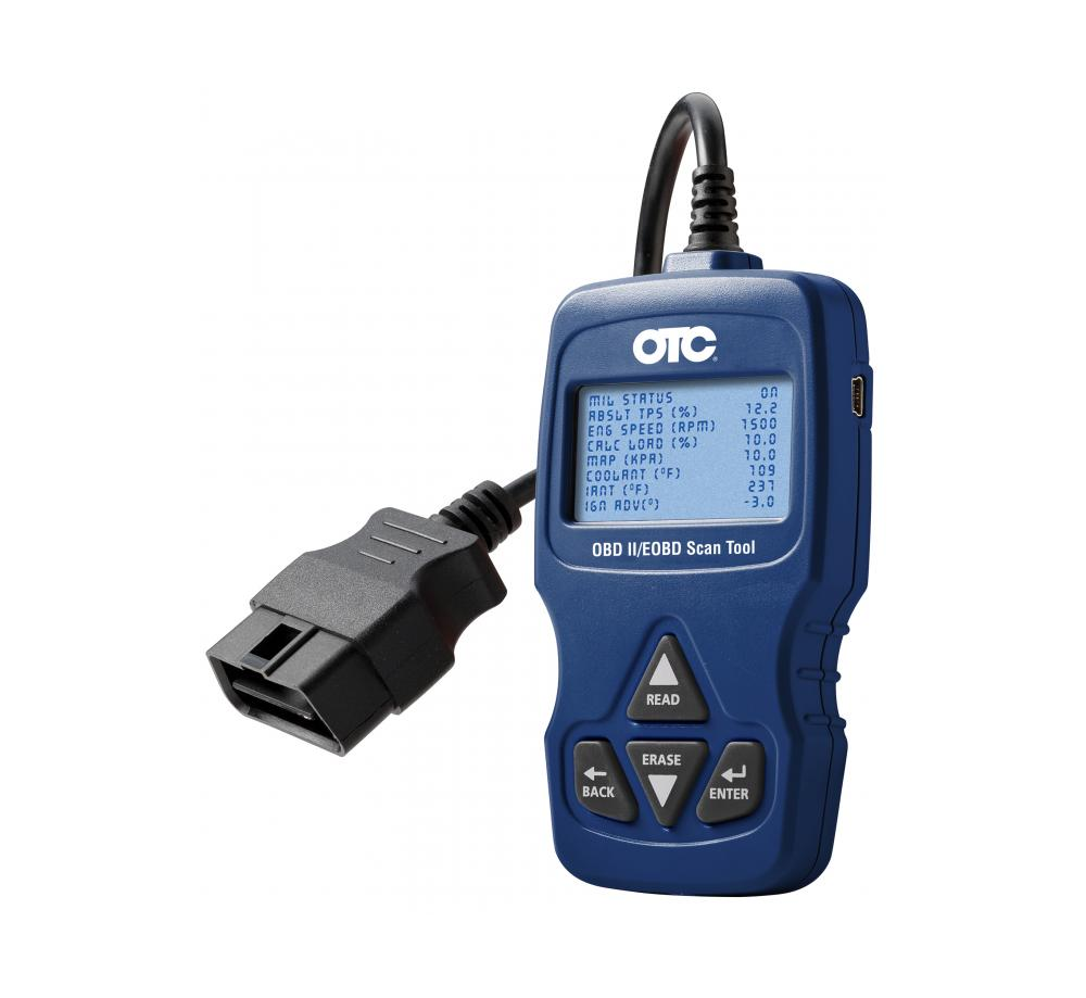 Trilingual obd ii eobd can scan tool
