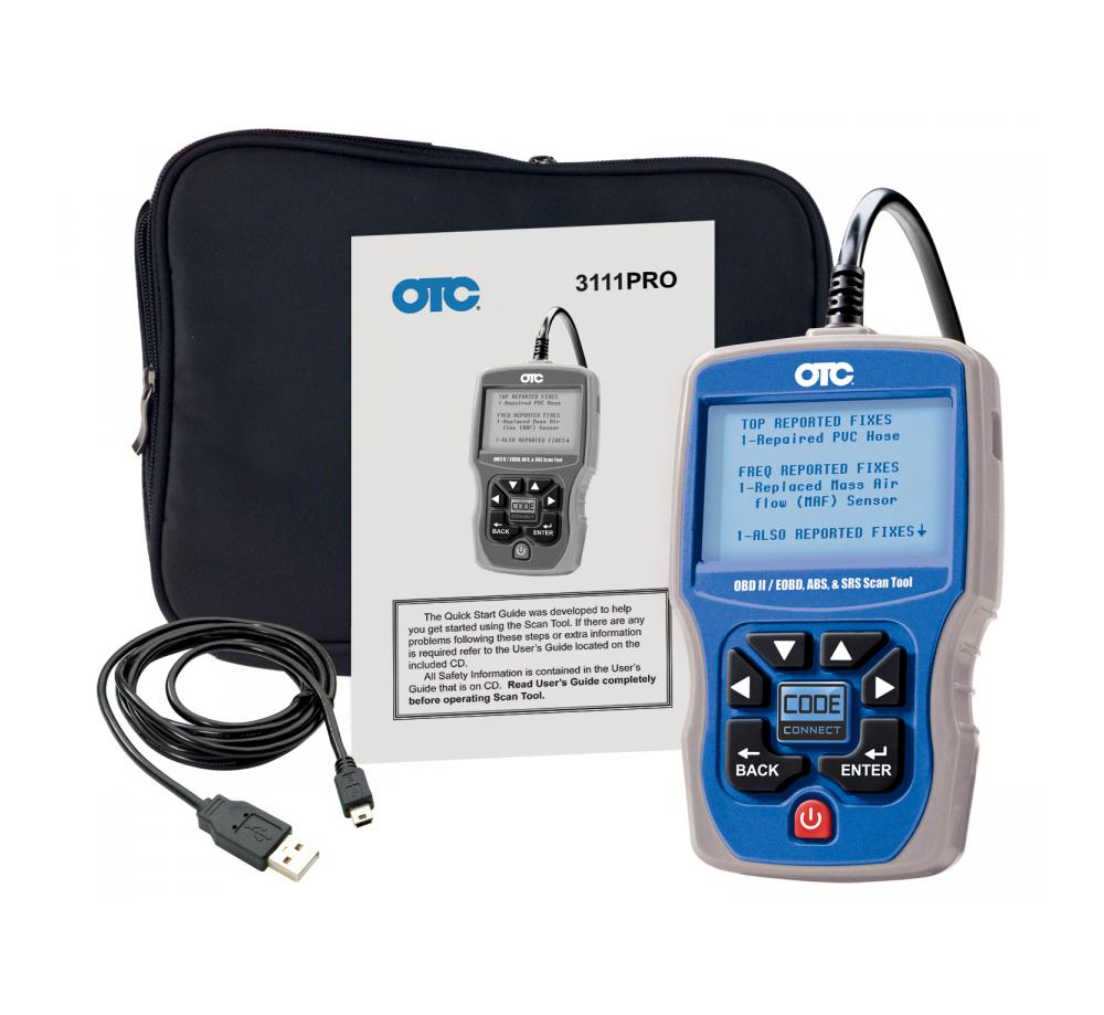 O2 Sensor Live Data: Trilingual Scan Tool OBD II