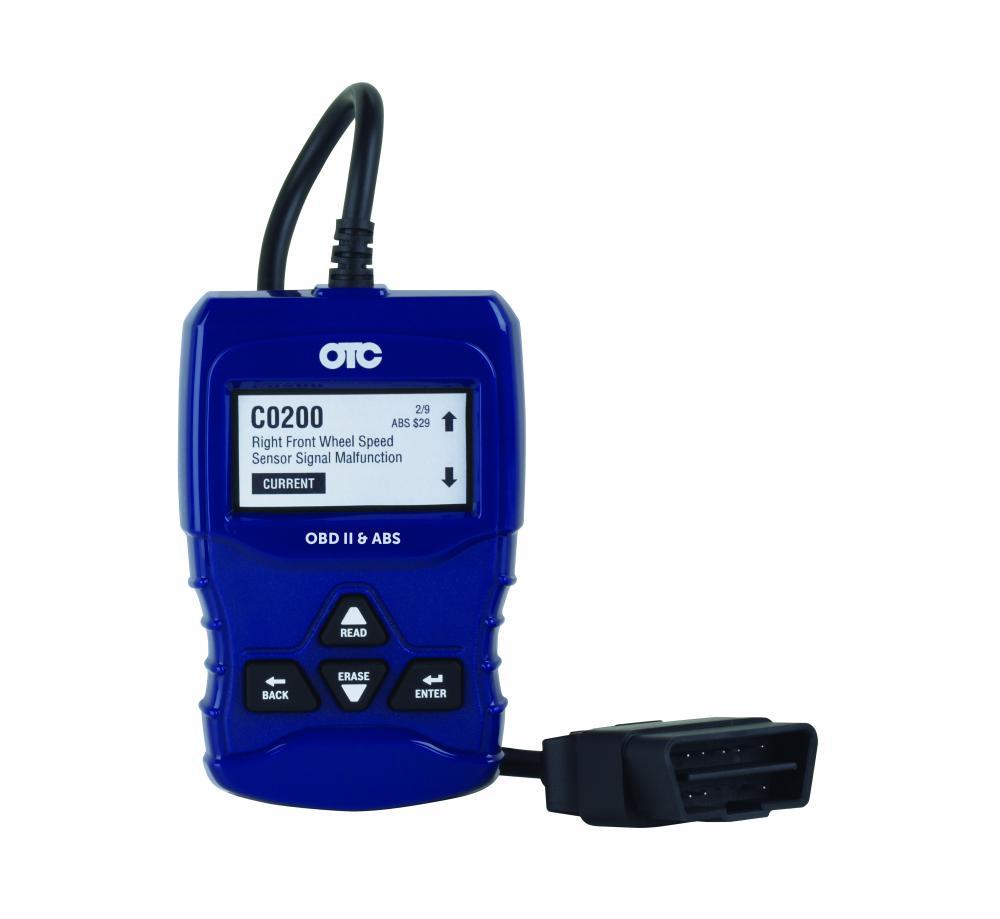 OTC 3208 OBD II and ABS Scan Tool | OTC Tools