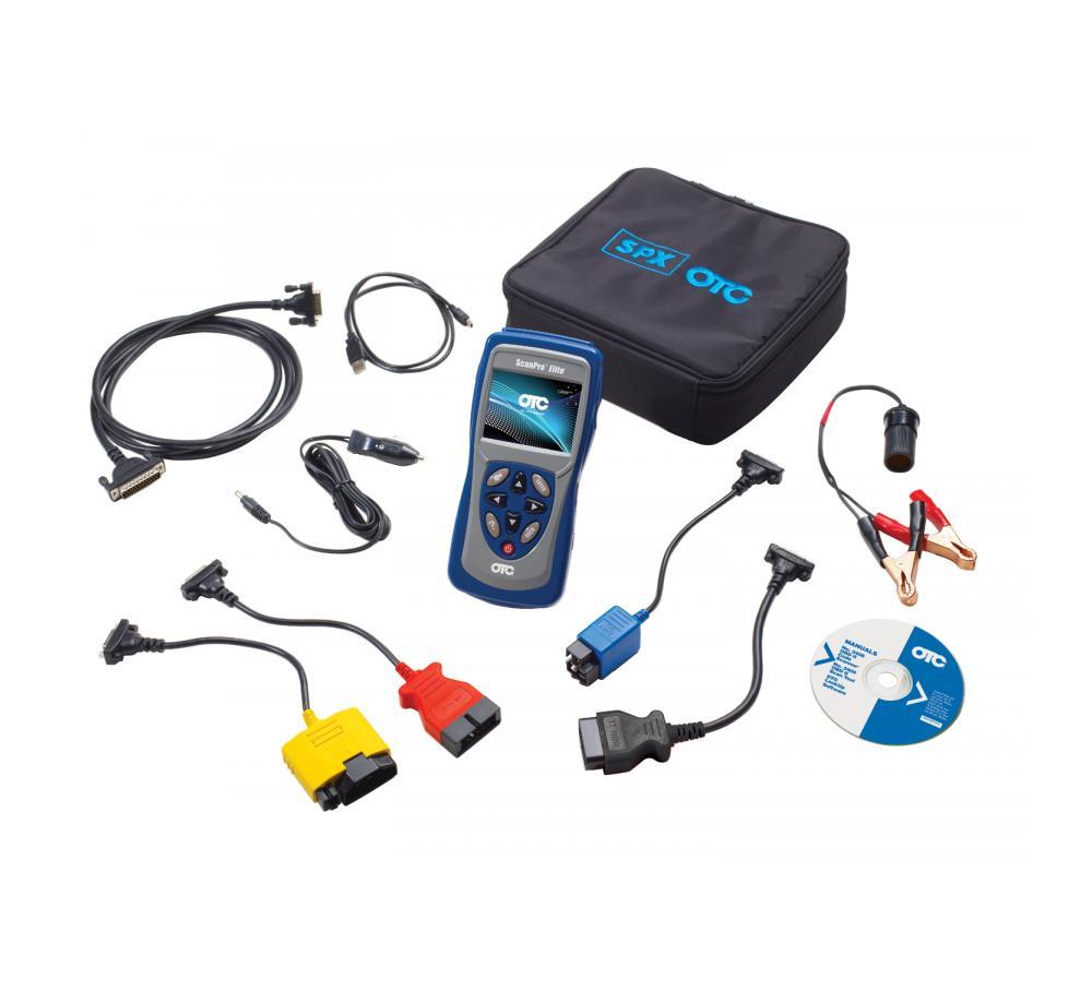 ScanPro Elite OBD I & OBD II Scan Tool | OTC Tools