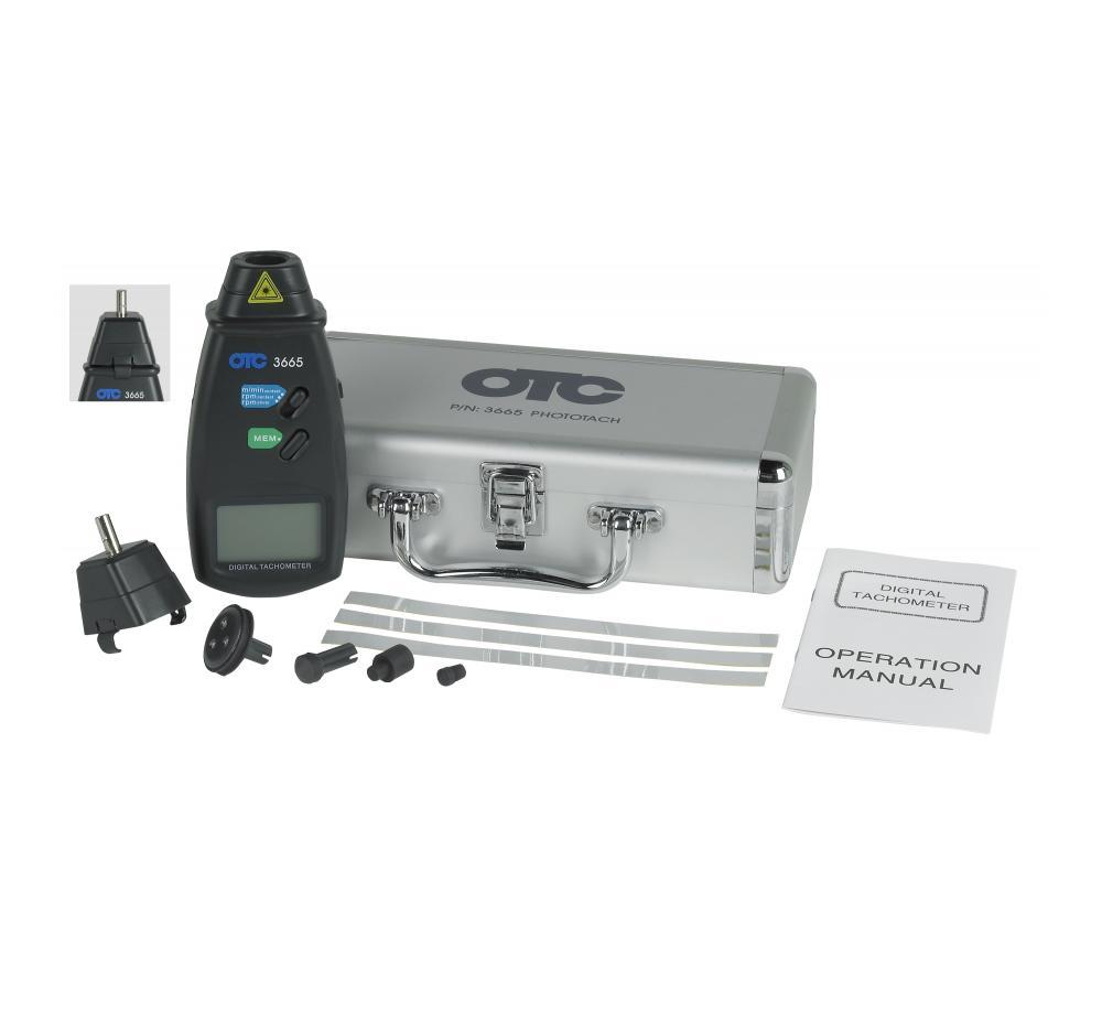 Phototach (Contact/Non-Contact) | OTC Tools
