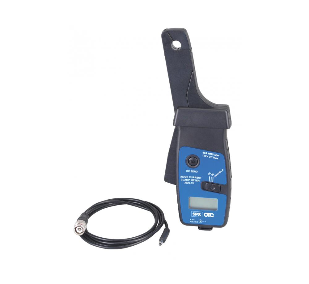 Low Amp Probe Clamp : Low range amp probe otc tools