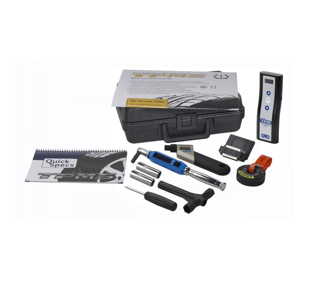 Tire Pressure Monitoring System Reset Tool Master Kit