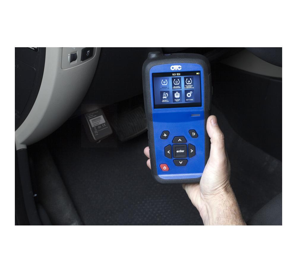 Obdii Tpms Tool Sensor Diagnostics Tpms
