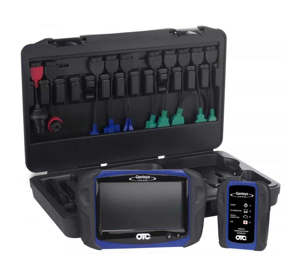 Tractor Scan Tool : Genisys touch scan tool automotive testing equipment