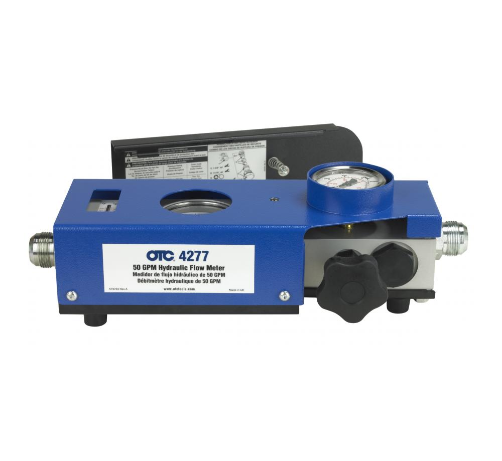 Hydraulic Flow Meter, 50 gpm | OTC Tools
