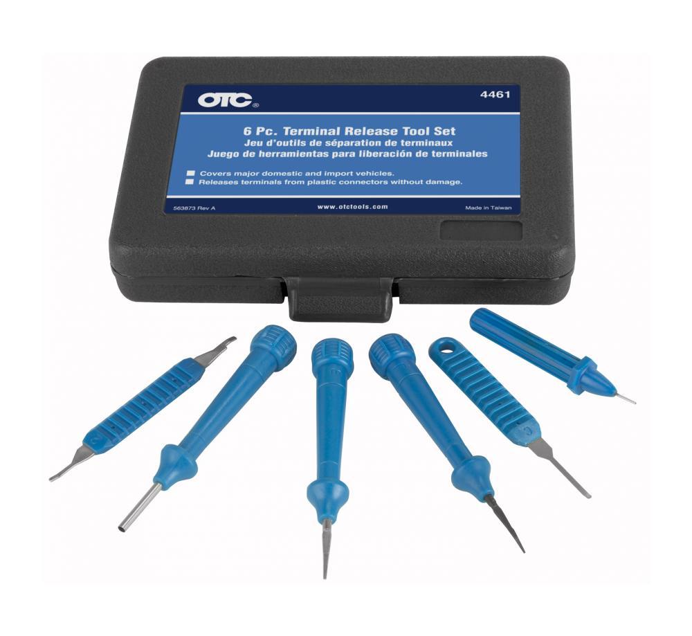 Terminal Release Tool Set | OTC Tools