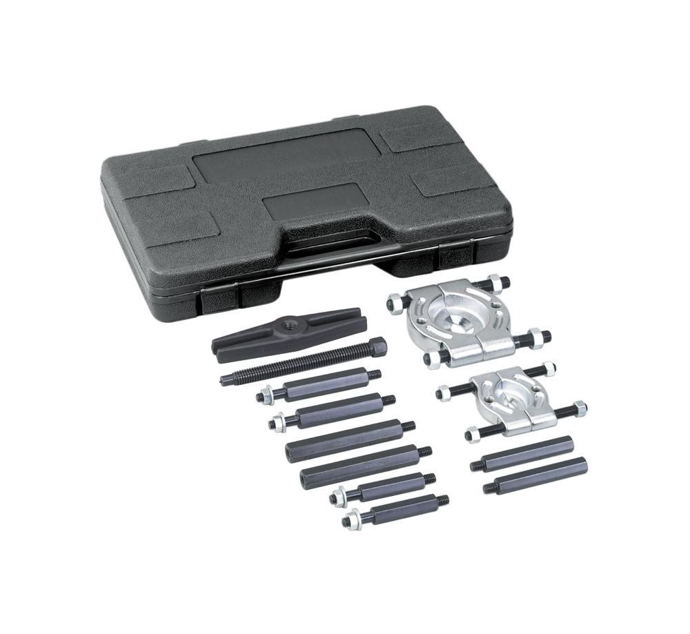 Bearing Puller Tool Set : Ton bar type puller bearing separator tool set otc tools