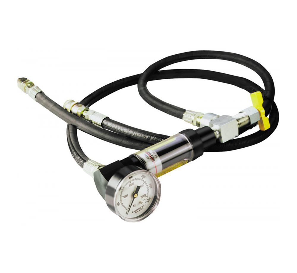 Heavy-Duty Power Steering Pump Analyzer | OTC Tools