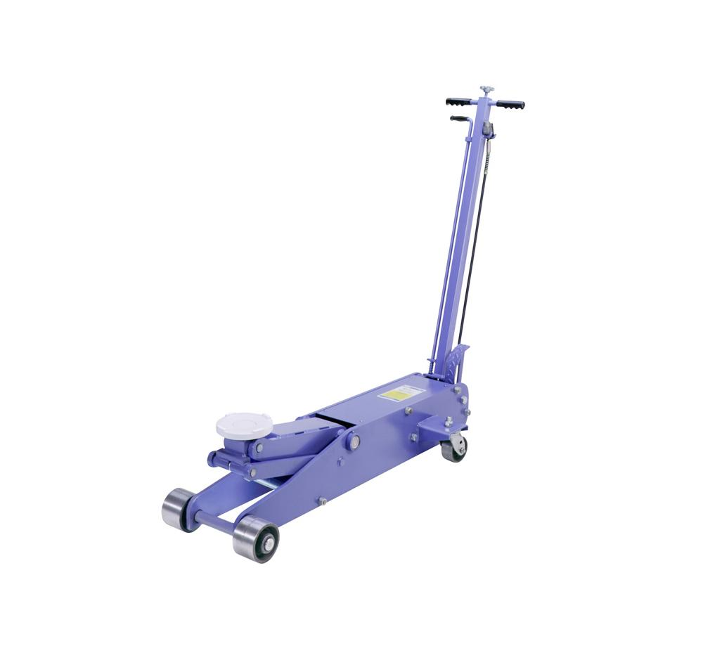 Hydraulic Life Support : Ton capacity air hydraulic service jack otc tools