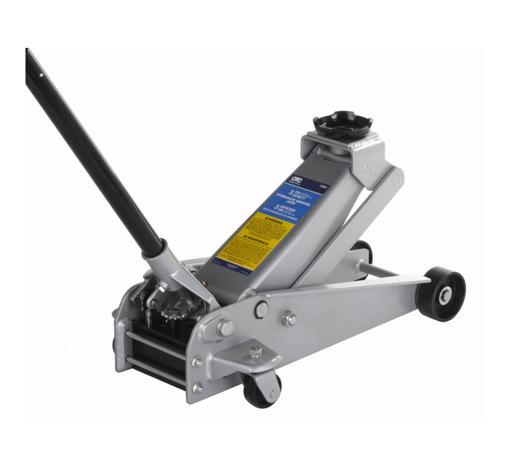 Stinger 3 Ton Hydraulic Service Jack Compact Floor Jack