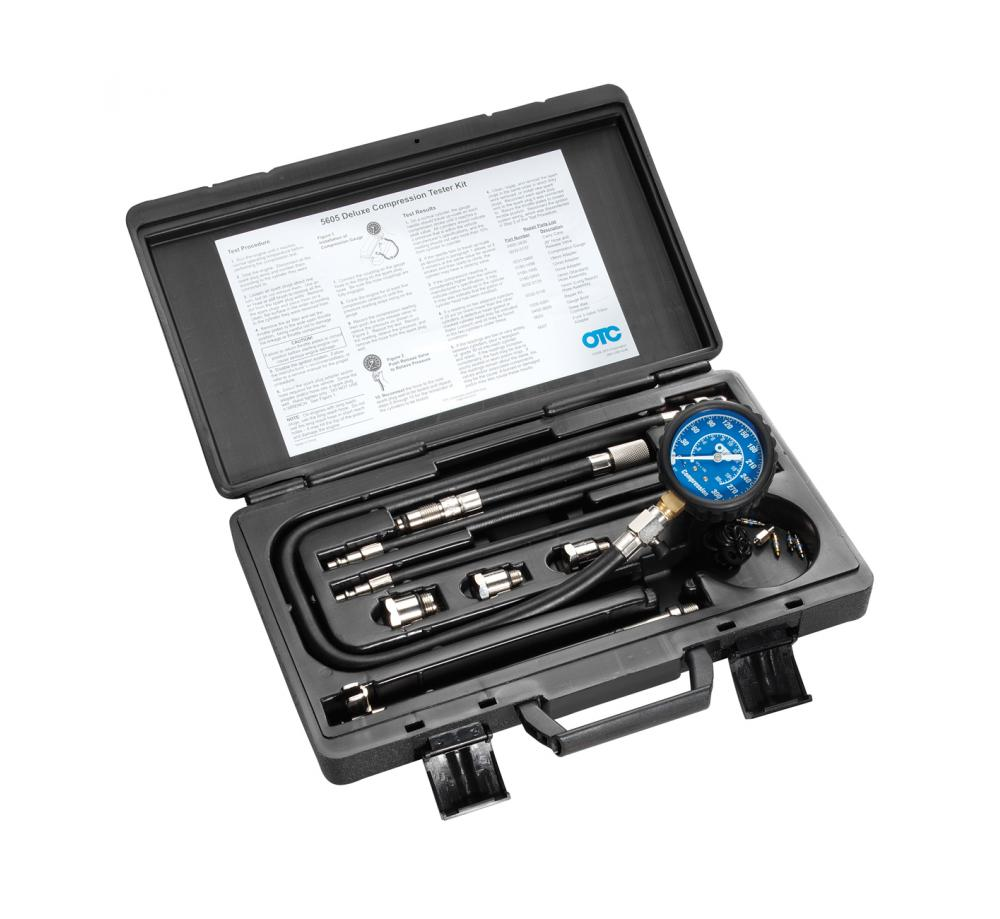 Deluxe Compression Tester Kit | OTC Tools