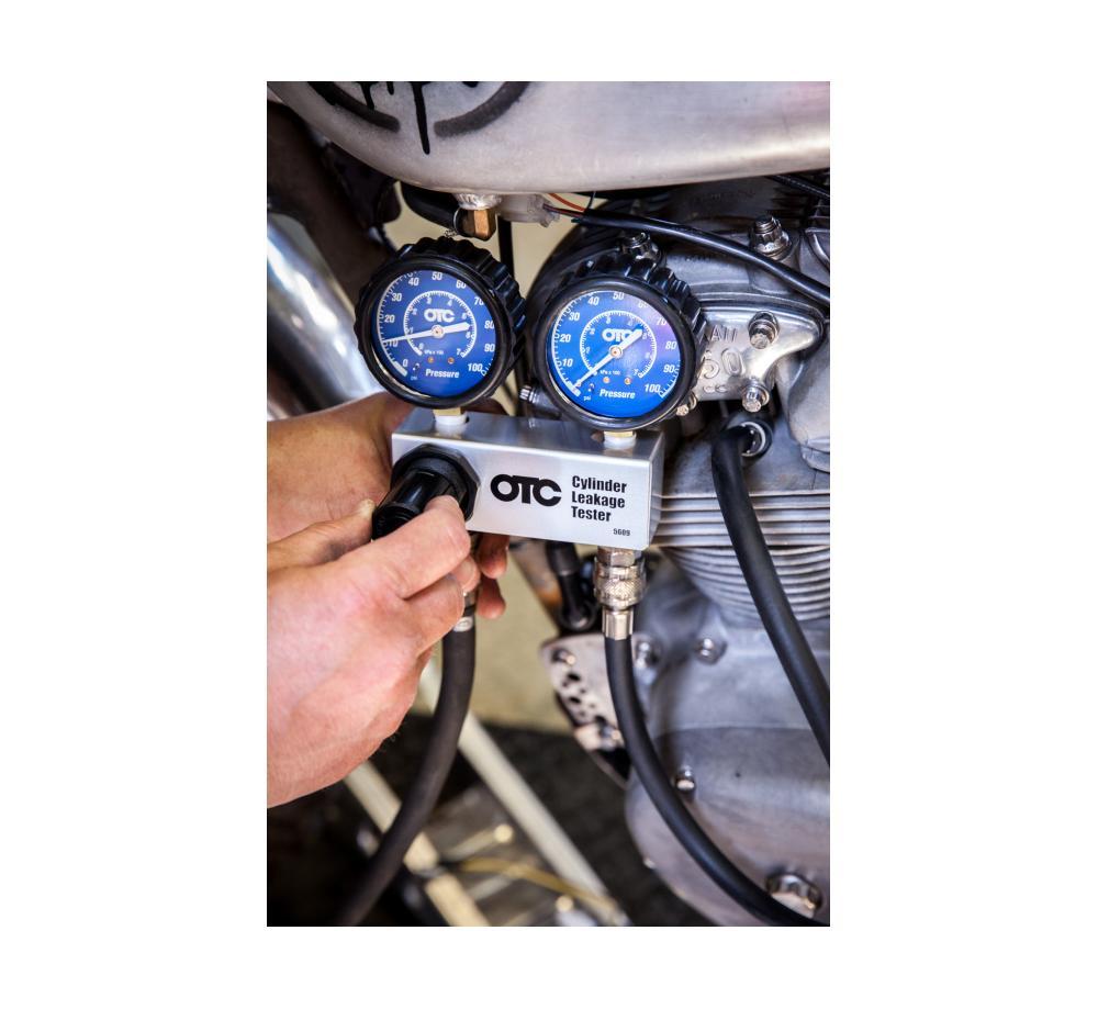 OTC 5609 Cylinder Leakage Tester Kit