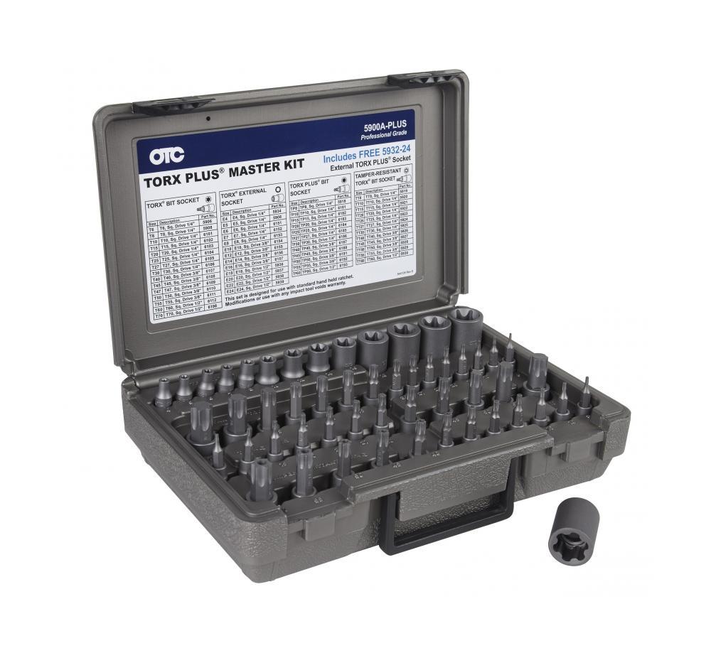 1//2 Square Drive T70 OTC Standard TORX Socket 6198