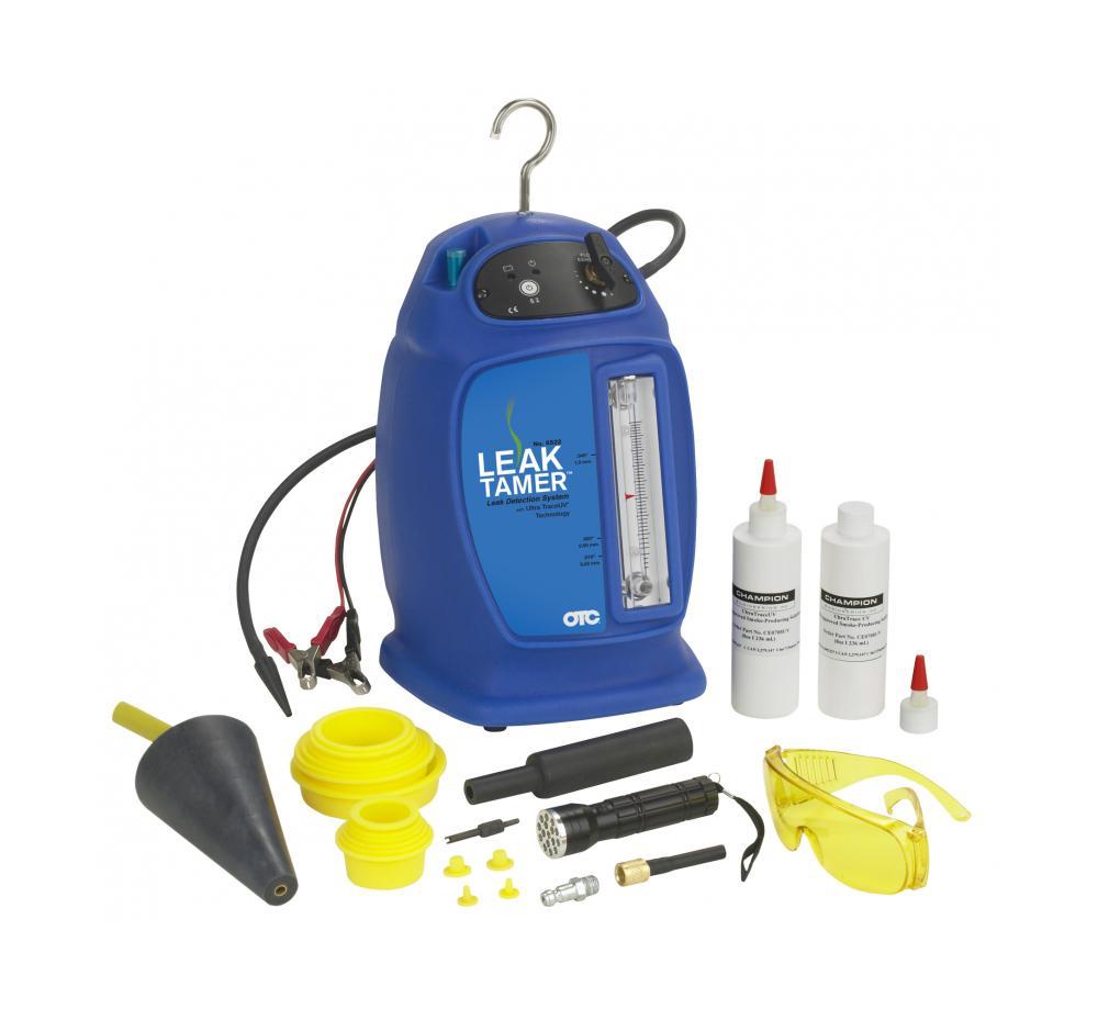 EVAP Smoke Machine Diagnostic Emissions Leak Detection Tester Detector NEW