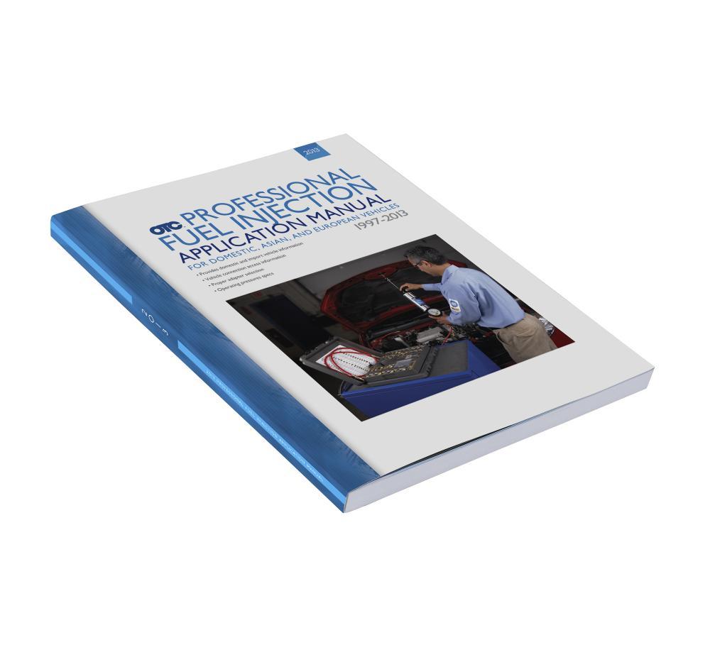 Fuel Injection Application Manual | OTC Tools