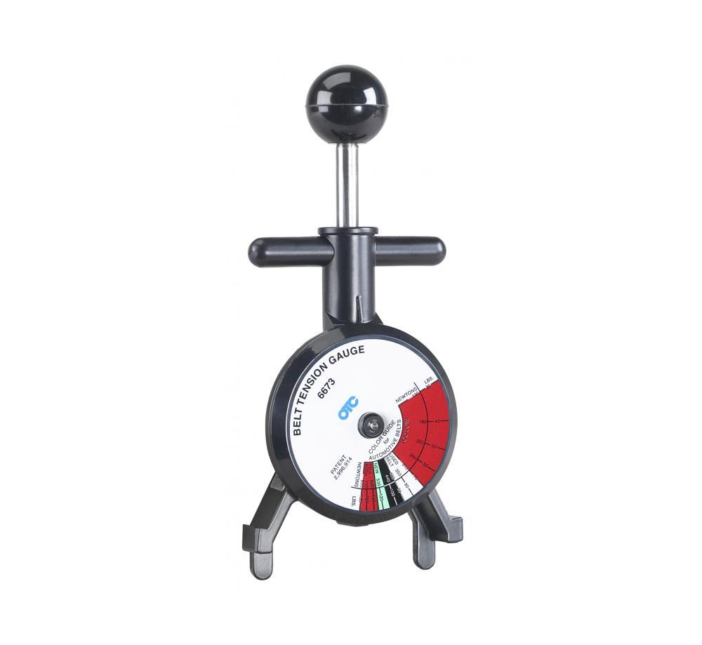 Belt Tension Meter : Universal belt tension gauge otc tools