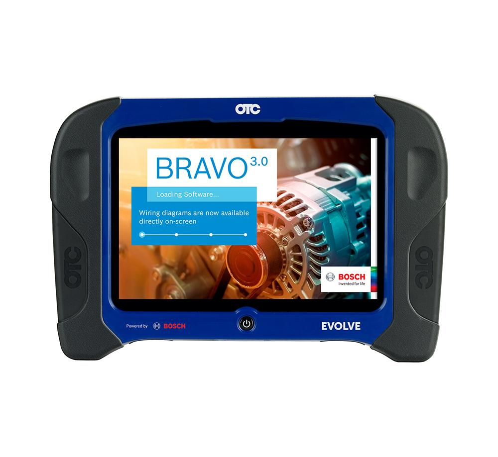 OTC Evolve Professional Diagnostic Tool
