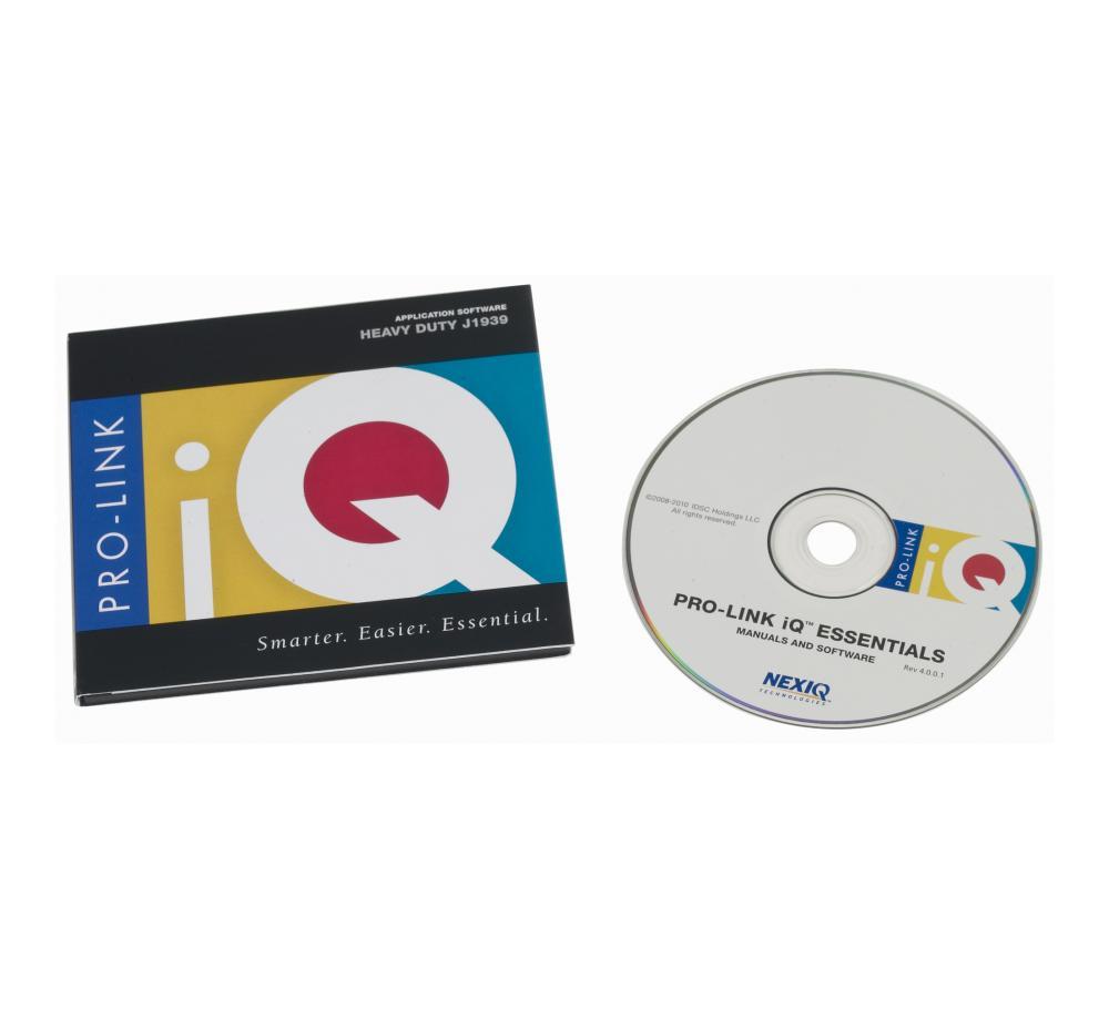 PROLINK IQ SOFTWARE, HEAVY DUTY J1939 | OTC Tools