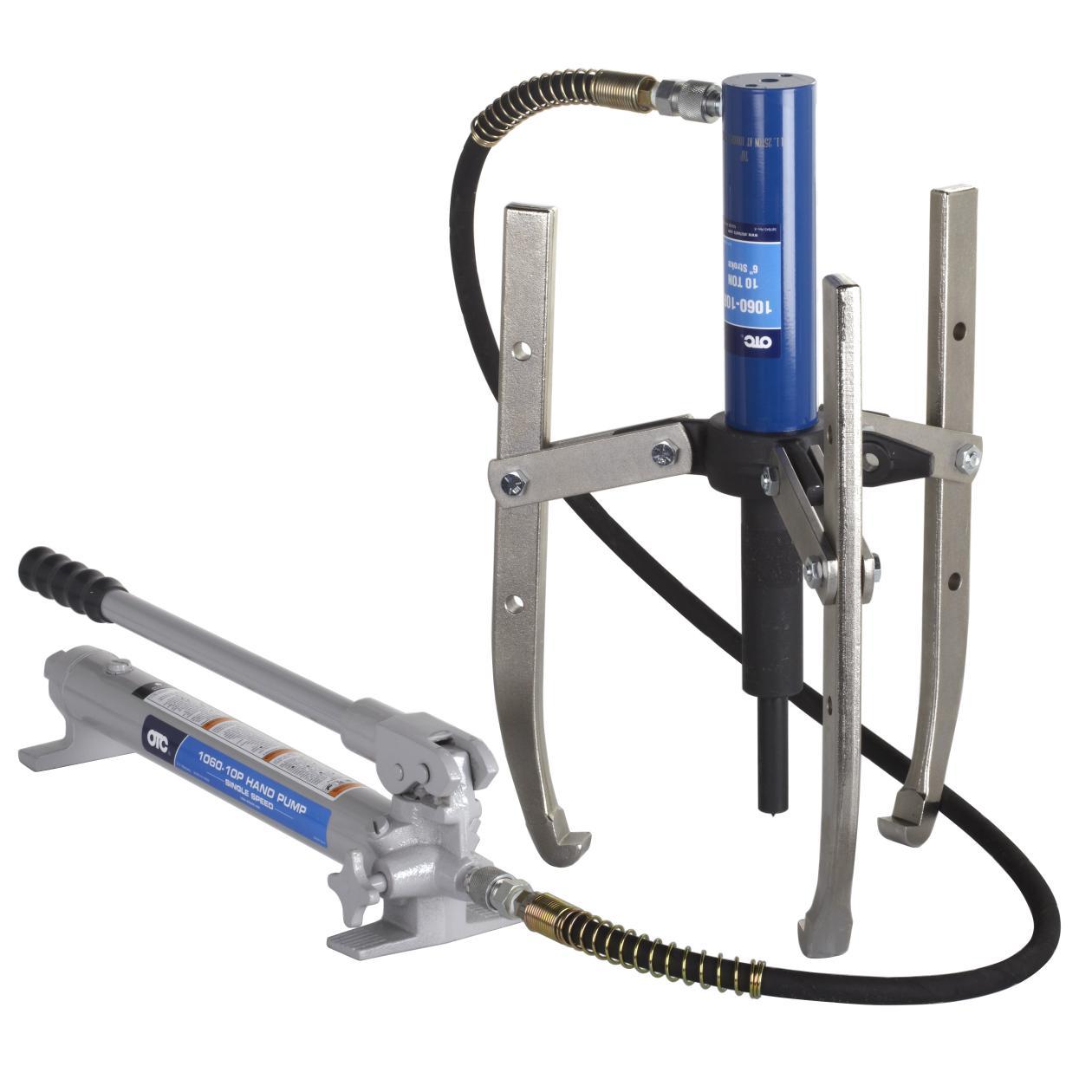 Abw Hydraulic Puller : Otc ton hydraulic puller kit tools