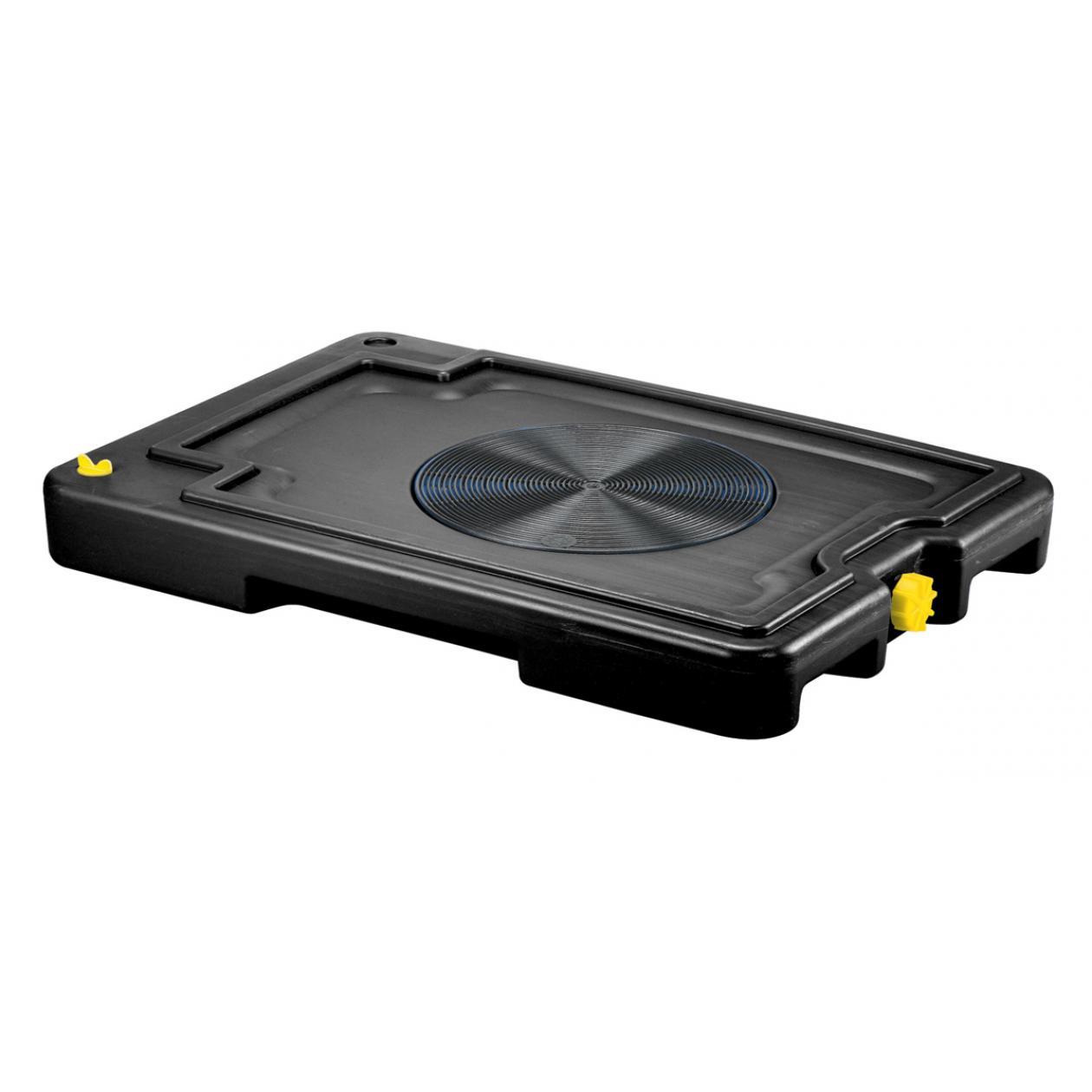 Low Profile Fluid Receiver Low Profile Oil Drain Pan